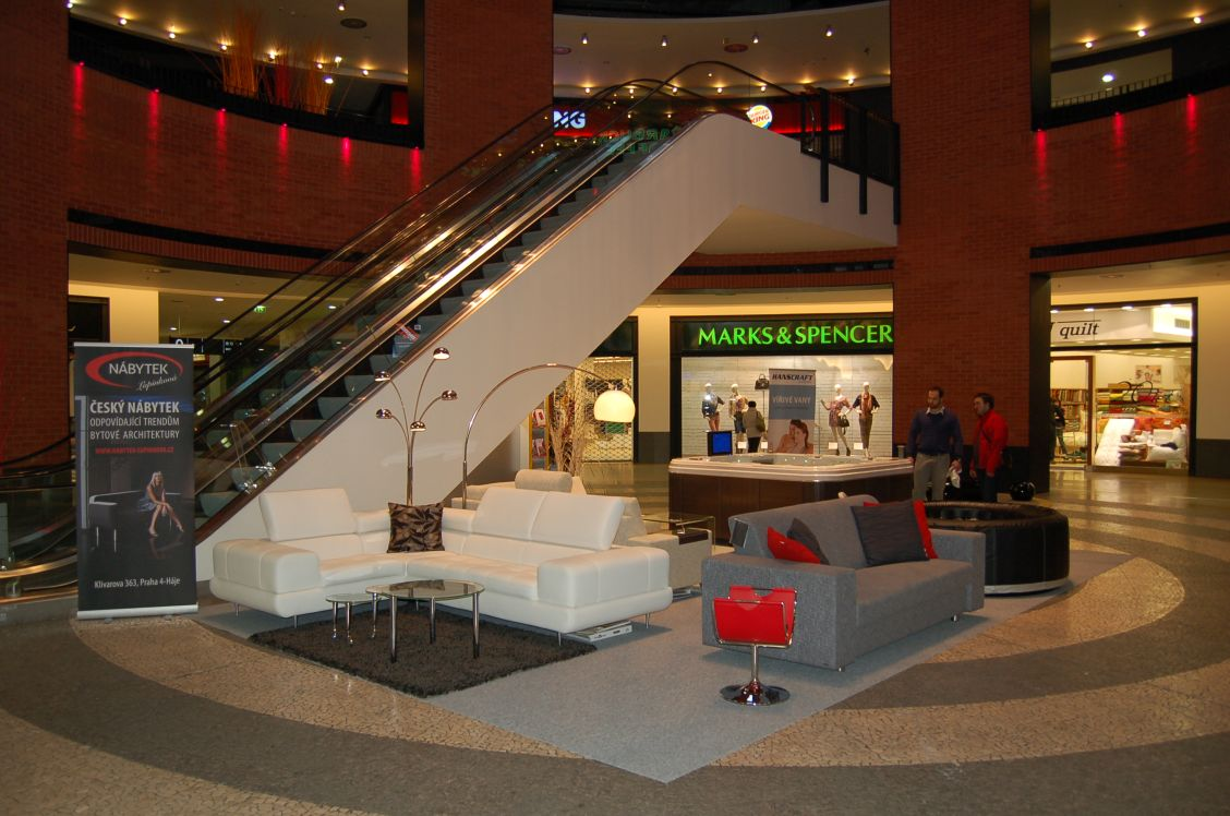 Obchodní Centrum Chodov 2012 leden