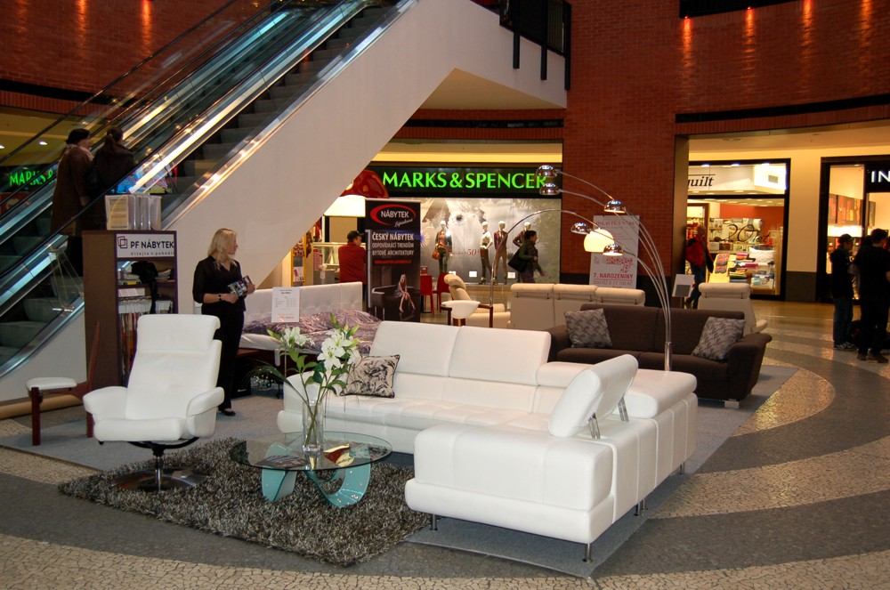 Obchodní Centrum Chodov 2012 listopad