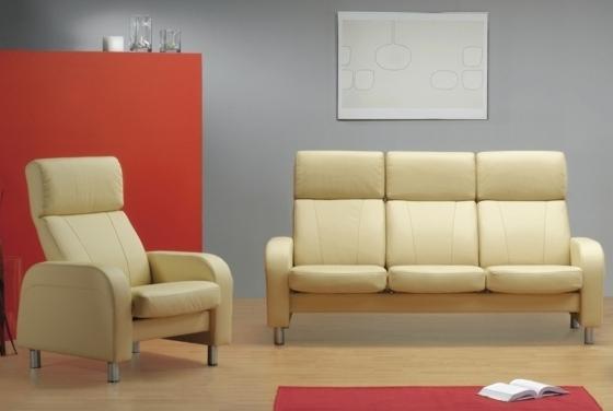 Luxusní kožené sedací soupravy, sedačky - Impuls v kůži